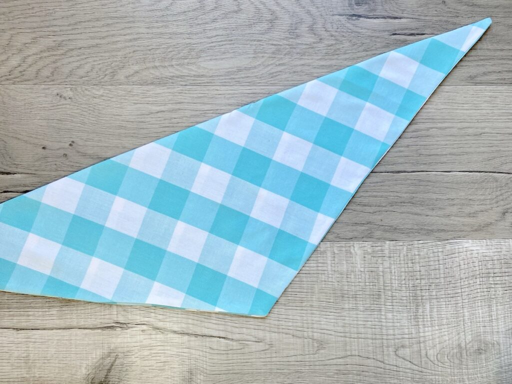 ironed bandana for dogs