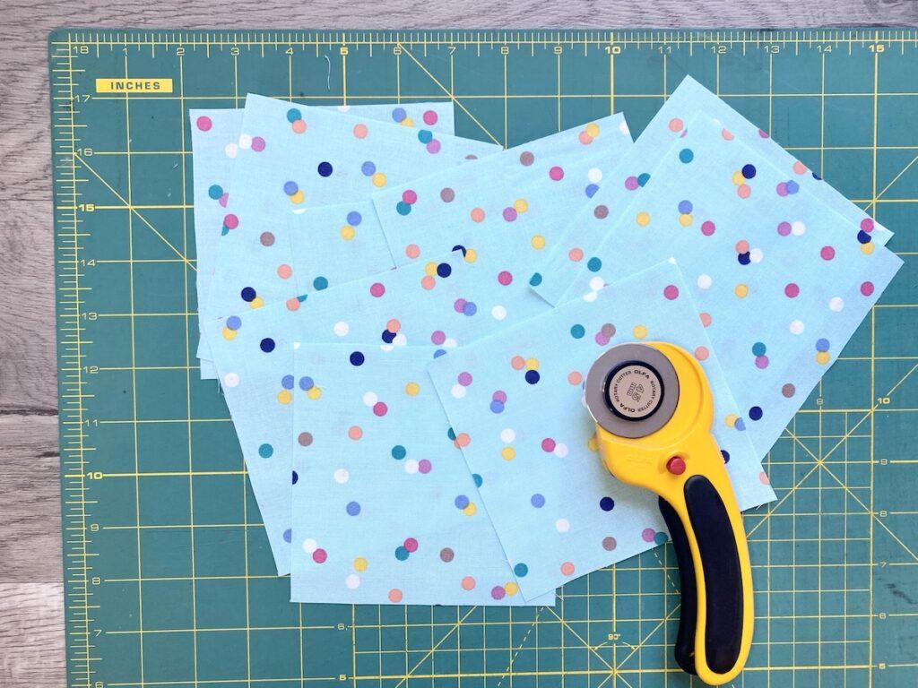 DIY Pattern Weights Step 1