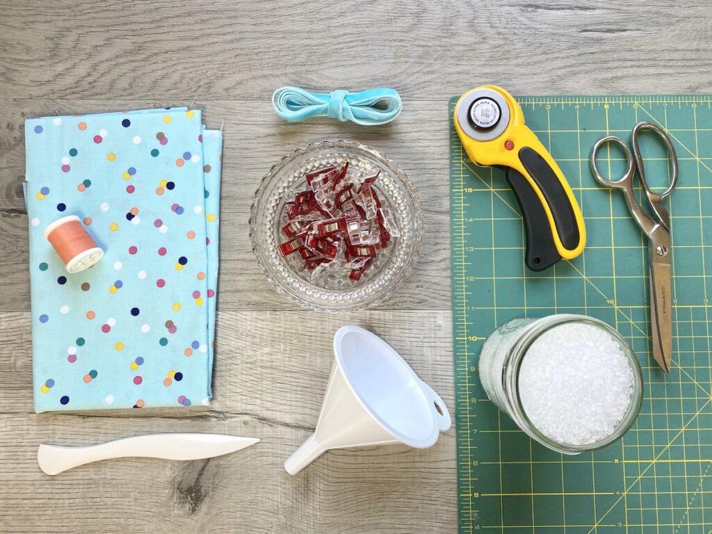 DIY Pattern Weights Supplies
