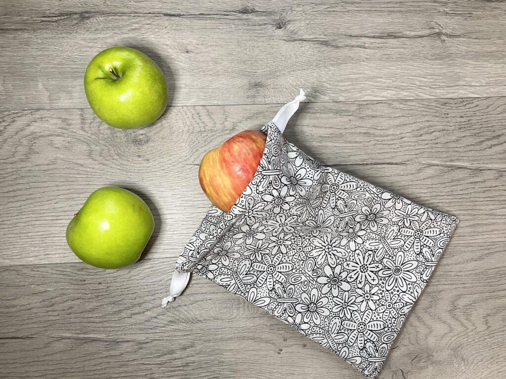 Sewing A Drawstring Bag