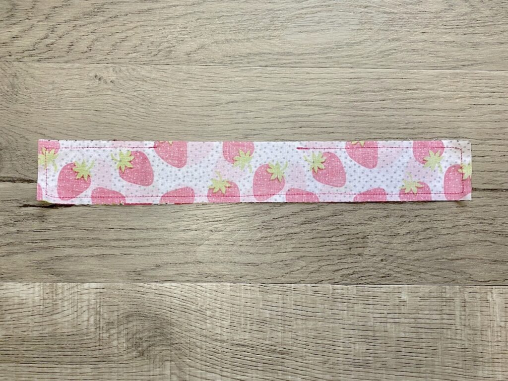 DIY Nail File Carrying Case step 4
