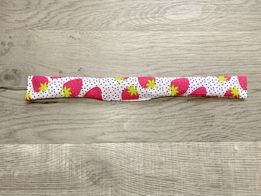 DIY Nail File Carrying Case step 6